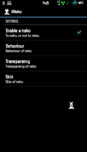 Skin ANeko Mascota Virtual screenshot 1