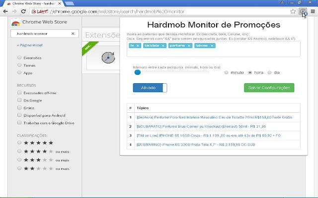 Hardmob Promotions Monitor