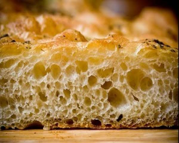 Italian Focaccia Bread Recipe