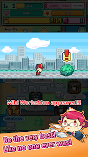 WorkeMon Mod Apk Download For Android and Iphone 3