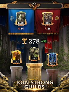 Legendary Game of Heroes MOD APK 3.9.1 [Quick Win] 5
