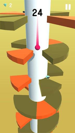 Helix Jump!  screenshots EasyGameCheats.pro 1