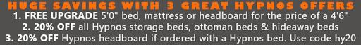 Hypnos Bed Sale