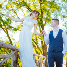 Wedding photographer Yuliya Nazarova (nazarovajulia). Photo of 22.03.2018