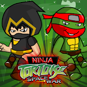 Ninja Tortoise Space War