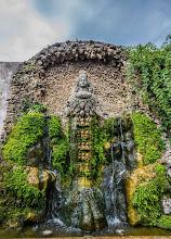 """Photo: """"Fontana della Natura o dell'Abbondanza"""" in Villa d'Este in Tivoli, Lazio, Italy"""