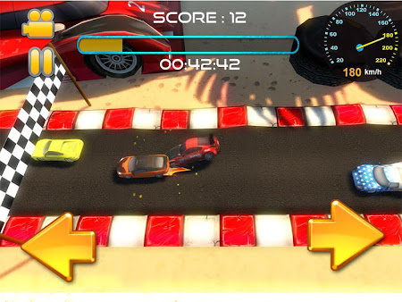 Car Wars Mini Racing 3D 1.02 screenshot 91432