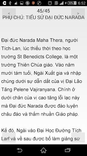 Đức Phật và Phật Pháp (Narada) screenshot 2