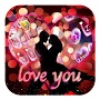 Love You Keyboard Theme APK icon