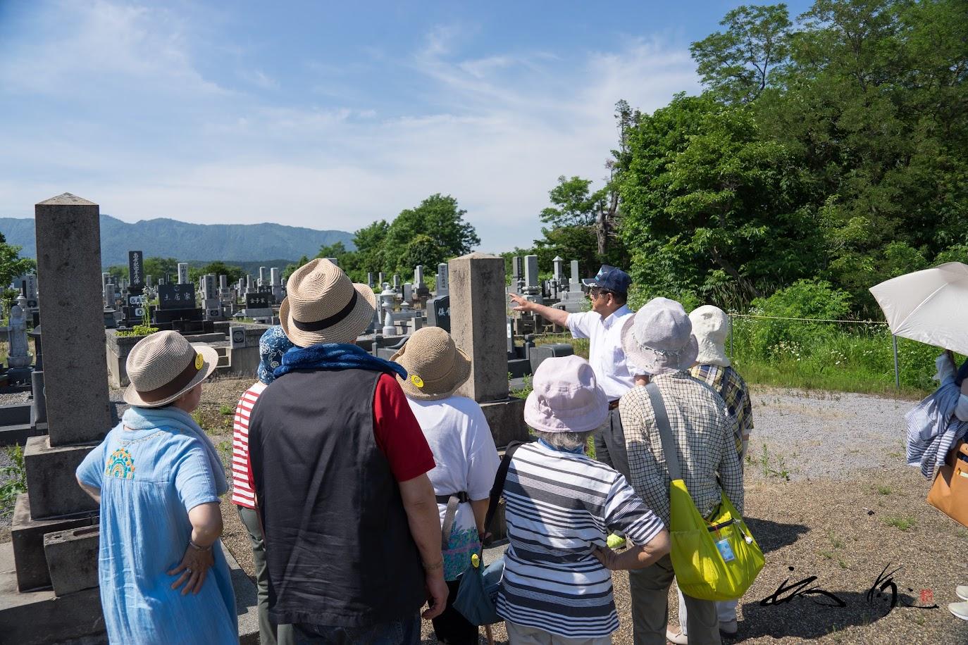 坂本龍馬家の墓