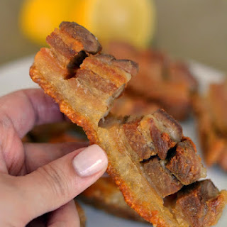 Chicharrón Colombiano (Colombian-Style Fried Pork Belly).