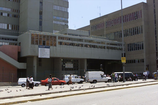The old Department of Home Affairs building in Pretoria. File photo