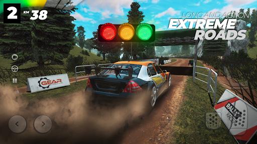 Real Rally: Drift & Rally Race  captures d'écran 2