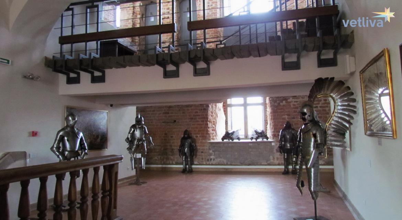 Увлекательные квесты в Несвижском замке
