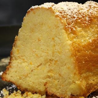 Orange Cake (Bolo de Laranja).