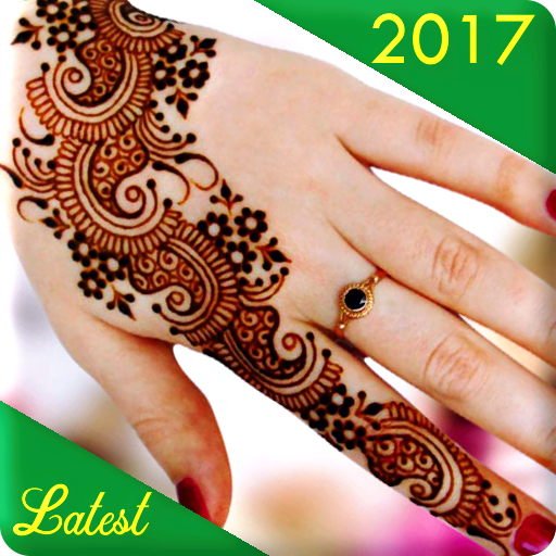 2017 Latest Mehandi Design