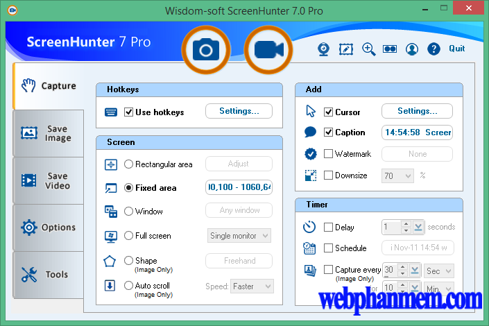 ScreenHunter Pro Free Download
