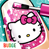 Hello Kitty Nagelsalon icon