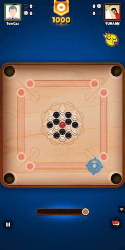 Carrom Master : New Carrom Board Pool Game 1.0.01 screenshots 13