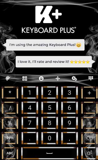 無料个人化AppのSmoke Keyboard|記事Game