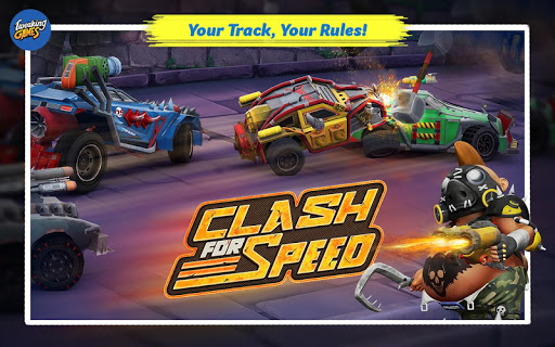 Clash for Speed u2013 Xtreme Combat Racing 1.1.5 {cheat|hack|gameplay|apk mod|resources generator} 1