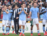 L'Atalanta s'est imposée 3-2 contre la Lazio
