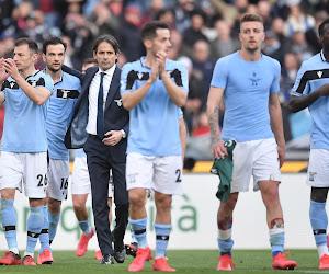 La Lazio Rome déforcée contre Bruges ce mercredi ? Des absents de marque à l'entraînement