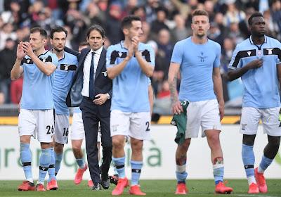 La Lazio, avec Jordan Lukaku pendant une demi-heure, s'impose contre Cagliari et assure son ticket pour la Ligue des Champions