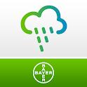 Regenmeter icon