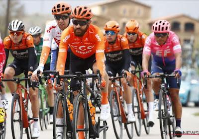 Onfortuinlijke Simon Geschke maakt comeback in Ronde van Californië