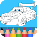 Cars Coloring icon