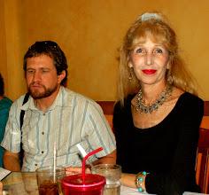 Photo: Greg Bryan & Toni  Sept. 10, 2011