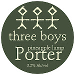 Three Boys Pineapple Lump Porter