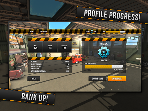 Demolition Derby Multiplayer screenshot 15