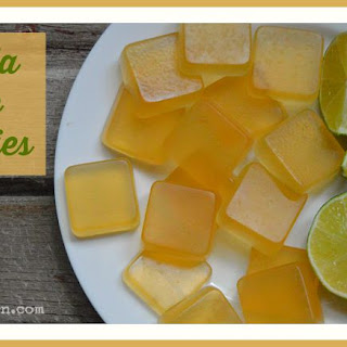 Tequila Lime Gummies Recipe