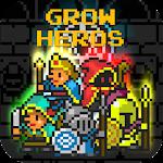 Grow Heros - Idle Clicker Rpg
