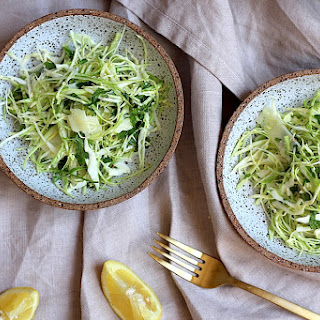 Lahanosalata (Greek Cabbage Salad).
