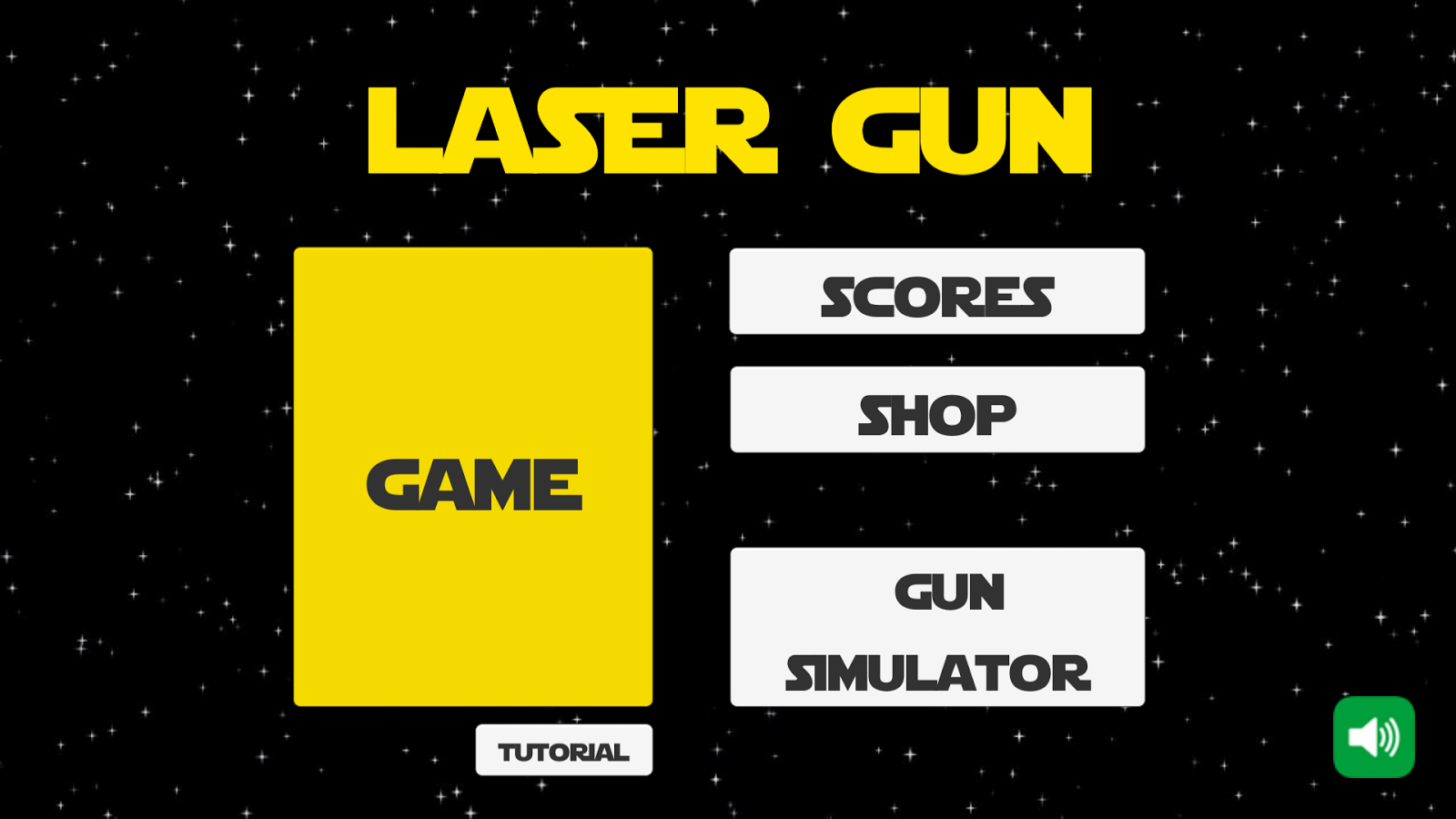 Laser Gun Shooter- screenshot