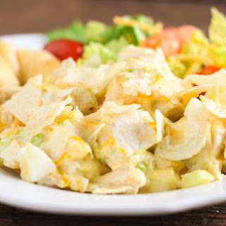 Hot Chicken Salad.