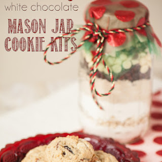 Mason Jar Cookie Kits