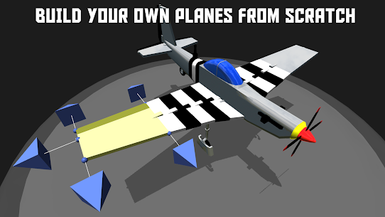 SimplePlanes 1.7.0.2 CRACKED Apk (Paid Free) 1