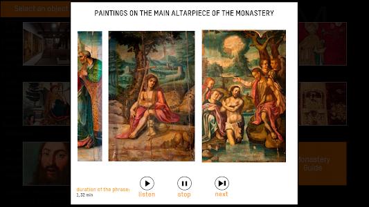MONASTERY-MUSEUM S.J.ABADESSES screenshot 11