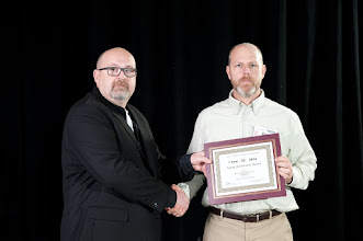 Photo: Irving Materials, Inc. - Anderson | 1 Year Safety Award
