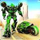 Real Moto Robot Transform: Flying Bike Robot Wars Android apk