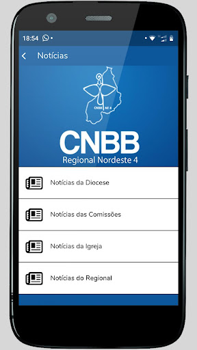 CNBB Regional Nordeste 4 screenshot 5