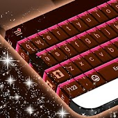 Love Chocolate Keyboard Theme