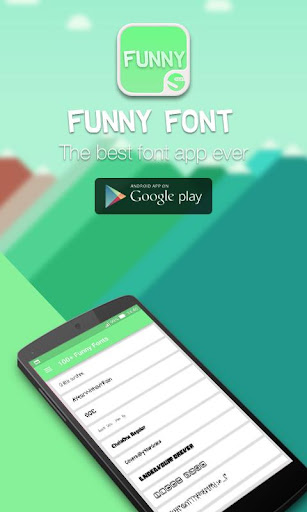 100+ Funny Font Root