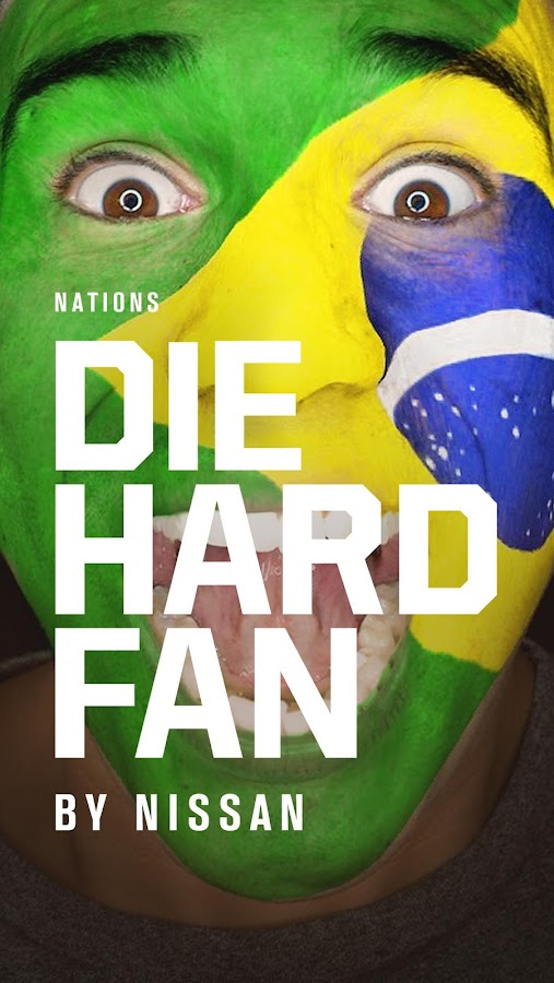 Die Hard Fan - Nations- screenshot