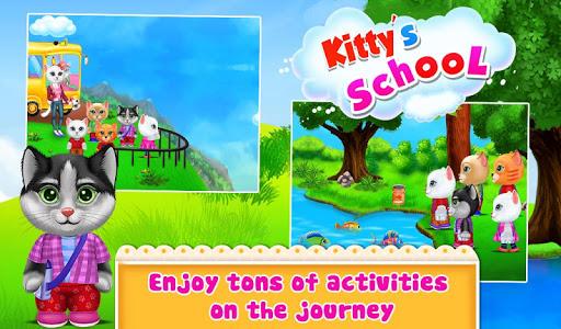 Kitty's School  screenshots 4