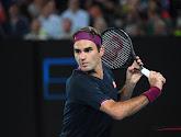"""Federer koos achteraf gezien ideaal moment voor operatie: """"Ik stuurde hem bericht of hij info had van de Chinezen"""""""